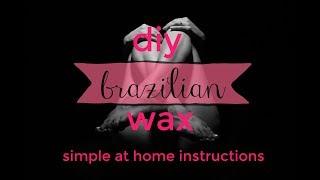 Baixar DIY Brazilian and Bikini Wax at Home