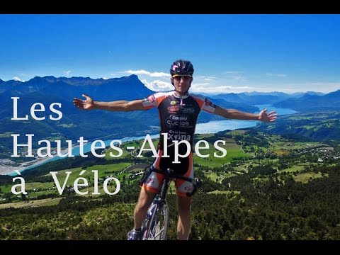 Routes des Hautes-Alpes à vélo