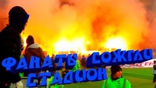 видео Евгений Кирбаба делает озвучку на стадионе