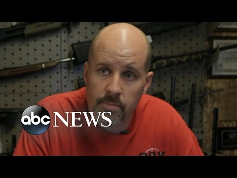 Gun store owner who sold shotgun to Vegas shooting suspect speaks out