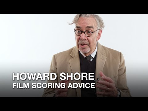 Howard Shore's Film-Scoring Advice | Soundbites