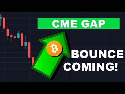 BITCOIN PRICE FALLING FAST [BUT] Will The $7100 CME Gap Close This Week?