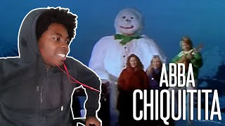 The Harmony! Abba - Chiquitita (REACTION!!!)
