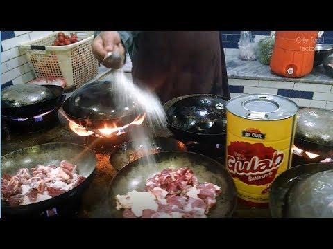 Khyber Charsi Tikka Shop | Gosht Karahi University Road Peshawar | Peshawar Food