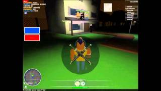 Roblox - playing with slender on lender Man's Revenge™ by zoidberg656