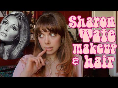 Sharon Tate Makeup & Hair   1960s Style