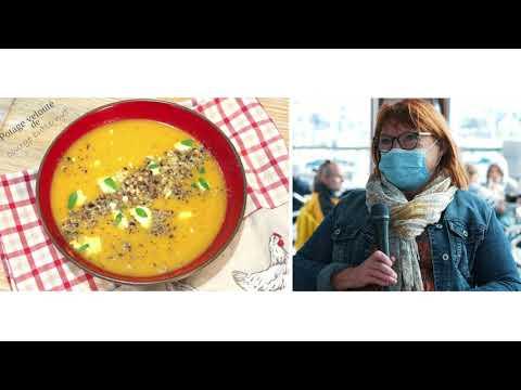 recette-soupe-butternut-lait-de-coco-fromage-et-noix-avec-marie-france,-expo-avec-alex-et-nathalie..