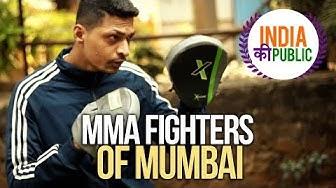 MMA Fighters of Mumbai! NO GYM, NO PROBLEM (2018)
