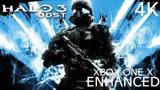 HALO 3: ODST All Cutscenes (Xbox One X Enhanced 4K 60FPS) Game Movie UltraHD