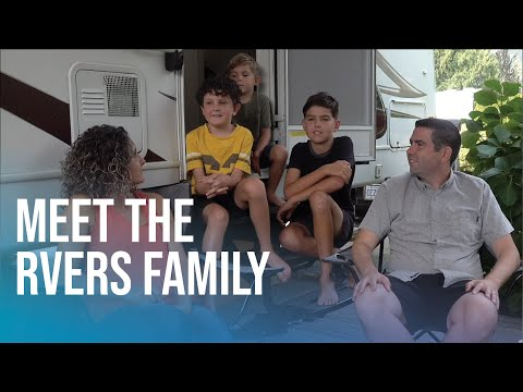 Meet The RVers Family - Hosts of The RVers TV Show