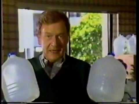 Bill Daily  Water Genie commercial