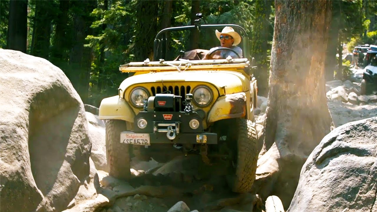 Download Dirt Every Day FULL EPISODE | Stock Trucks vs. the Rubicon Trail!—Episode 83