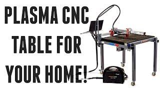 Langmuir Personal Plasma CNC Table