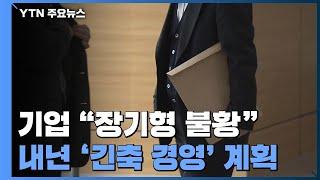 """""""현재 장기형 불황...내년엔 긴축경영"""" / YTN"""