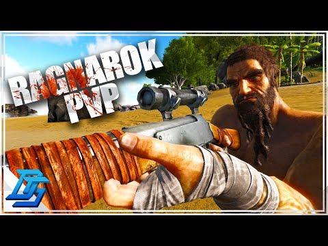 Ragnarok PvP Begins , Duos Season! - Ark Survival Evolved - Ragnarok Pvp - Pt 1