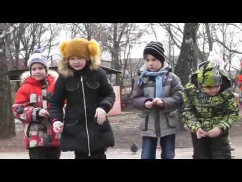 Прогулка в детском саду Игры 2016 год