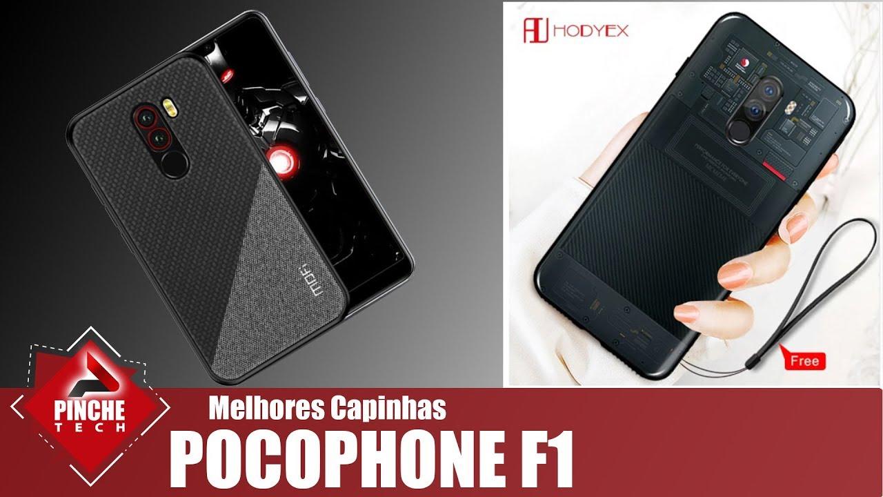 half off 1034f 4e9a7 Pocophone F1 - Melhores capas e películas