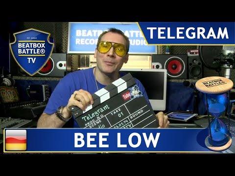 Bee Low - Triple BBB Telegram 01 - Beatbox Battle TV