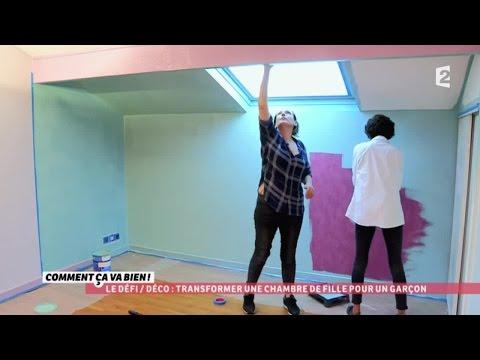 [DÉCO] Transformer une chambre de fille pour un garçon #CCVB