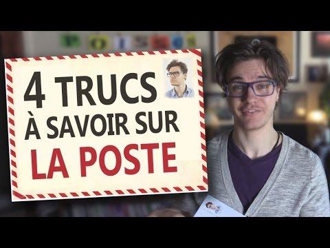 CHRIS : 4 Trucs à Savoir Sur la Poste