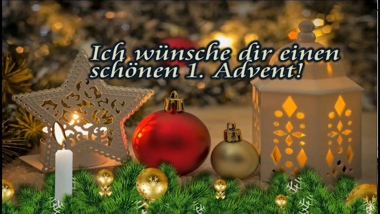 Video 1 Advent