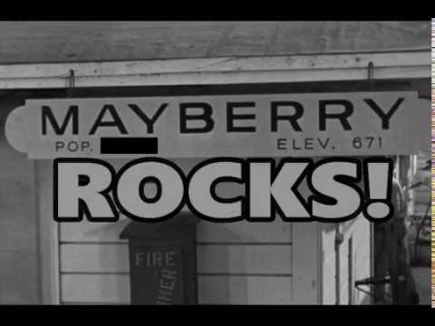 Mayberry ROCKS #1: Andy and friends perform classic rock songs