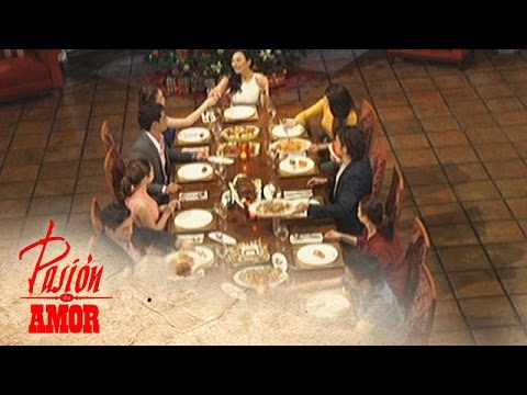 Pasion de Amor: Elizondo and Samonte's Dinner together