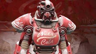 Fallout 4 Новая локация Nuka World 60 FPS