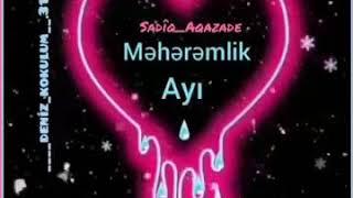Məhərrəmlik ayı