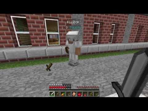 Minecraft.Голодные игры. #26 Почему всегда со спины?