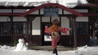 【 NAGAI TIMES 】 フラワー長井線羽前成田駅