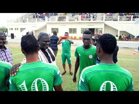 The Pan African Diaspora Integration Football (PADIF 2018 - 1st Edition) on 24th Feb. 2018