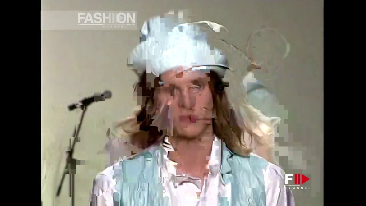 ANTONIO MIRO' Menswear Spring Summer 2010 Madrid   Fashion Channel