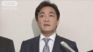 新型肺炎 国民・玉木代表が政令施行の前倒し要請(20/01/30)