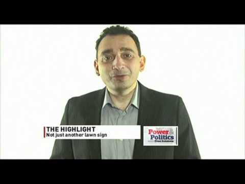 Omar Alghabra on CBC Power & Politics - YouTube
