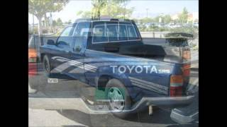 Toyota pickup truck for sale - 1994 Toyota SR5 Extra Cab small pickup