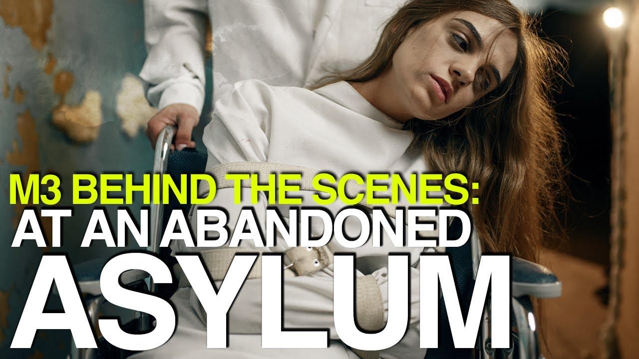 Filming at an Abandoned Asylum