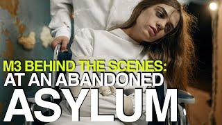 Filming at an Abandoned Insane Asylum