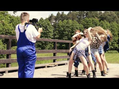 OLAF BRESSA MAJSTER  videoclip MAKING OF