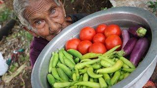 Green Chillies chutney | Traditional Chutney By Granny Mastanamma