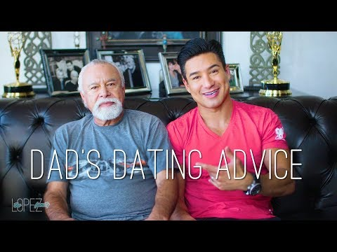 Mario Lopez and His Dad Share Dating Advice!
