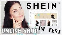 Wie bestelle ich bei SHEIN? + Rücksendung - ONLINE SHOP TEST