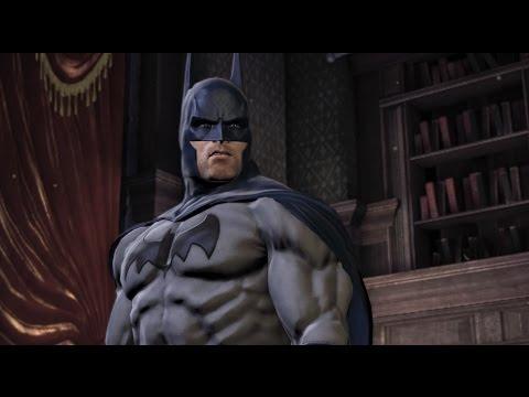 Batman: Arkham Origins (PC)(The Long Halloween Suit Walkthrough)[Part 7] - Bane Boss Fight