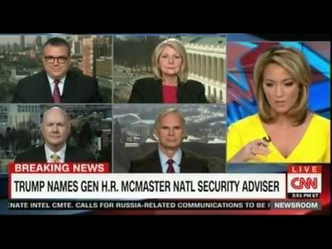 BREAKING NEWS: Trump Chooses H R  McMaster as National Security Adviser
