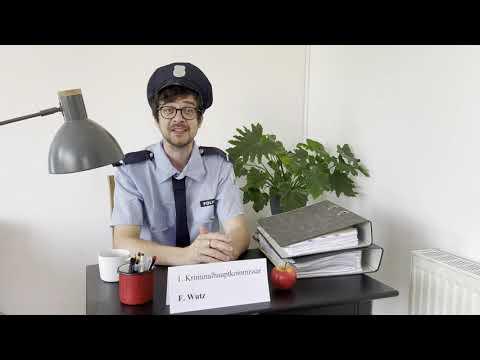 TATORT VOLKSBANK - 1. Ferdi Wutz