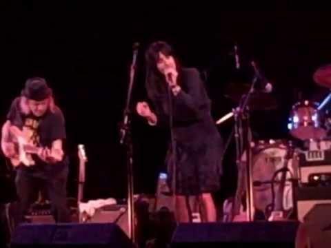 Cathy Lemons with Stevie Gurr, Olguin and Revelli at Slim's -- January 4, 2013