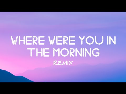 Where Were You In The Morning? (KAYTRANADA Remix / Audio) Mp3