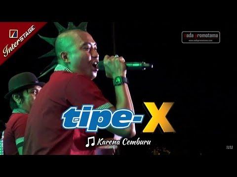 [TASIKMALAYA APRIL] ABSEN X-FRIENDS dan X-ANGELS + KARENA CEMBURU | TIPE-X [Live 2017]