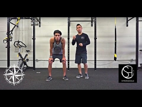 HOW TO STAY RIPPED WHILE ON THE ROAD (With Stronghold Fitness - Andrew Ao)