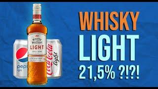 Piłem WHISKY LIGHT! Whyte Mackay Light 21,5% alkoholu! Czy to ma sens i się opłaca?